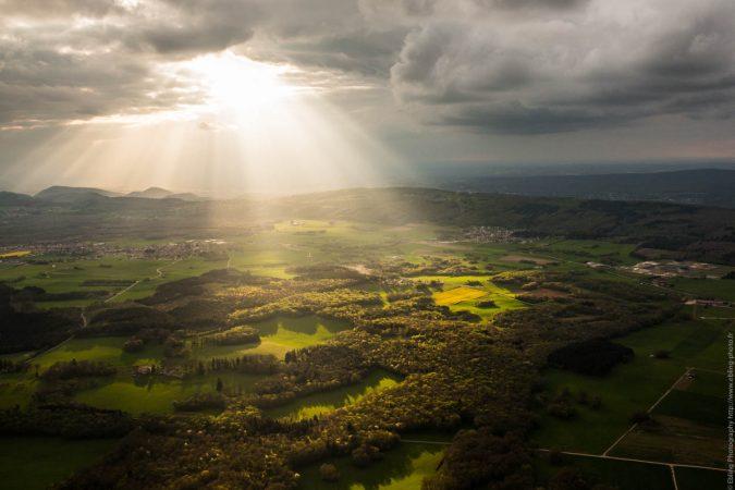 Premier plateau - Plaine de Saône